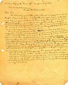 Ranaji_s-own-hand-writting-papers