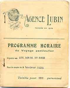 Tour-Programme