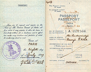 Indian-Passport-of-Ranaji-issued-at -Paris/thumb/scan0002.jpg